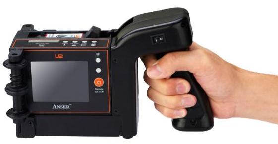 Anser Mobiele handprinter