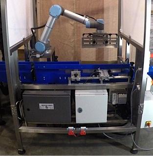 Frontline Robot Case Packer