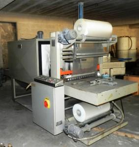MacDue H 70-SA krimpverpakkingsmachines